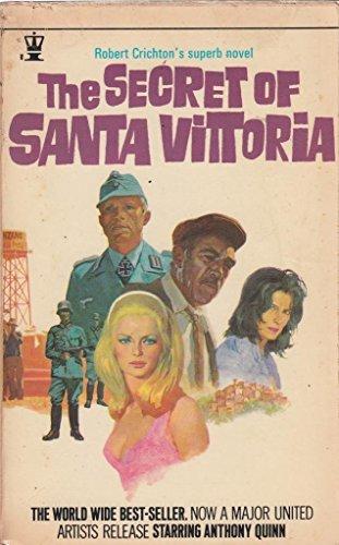 9780340008928: The Secret Of Santa Vittoria