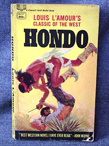 9780340010228: Hondo (Coronet Books)