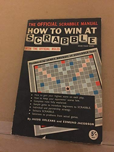 9780340010488: How to Win at Scrabble