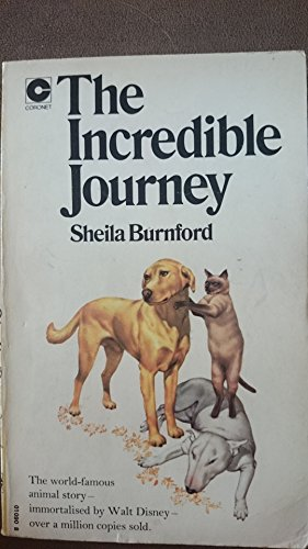 The Incredible Journey: Sheila Burnford