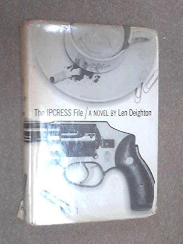 9780340011058: The Ipcress File