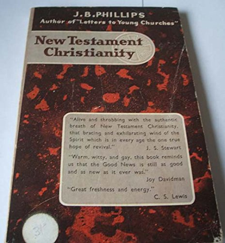 9780340014288: New Testament Christianity