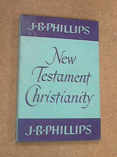 9780340014295: New Testament Christianity