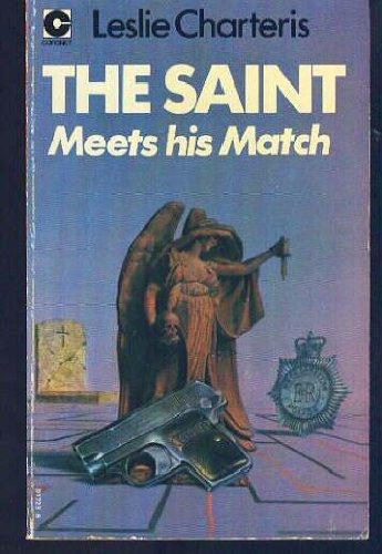 9780340017234: Saint Meets His Match (Coronet Books)