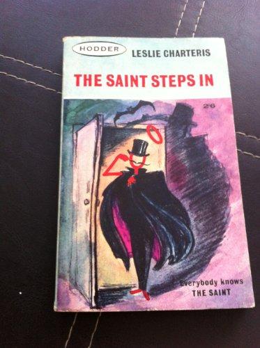 The Saint Steps In: Charteris, Leslie; Rex