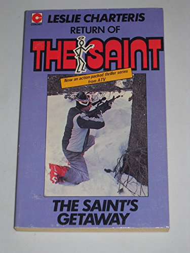 9780340017319: The Saint's getaway