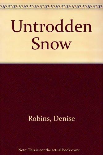 9780340018408: The Untrodden Snow
