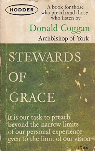 9780340020975: Stewards Of Grace
