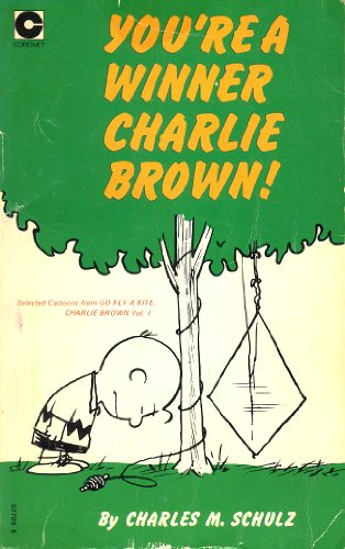 9780340027097: You're a Winner, Charlie Brown! (Coronet Books)