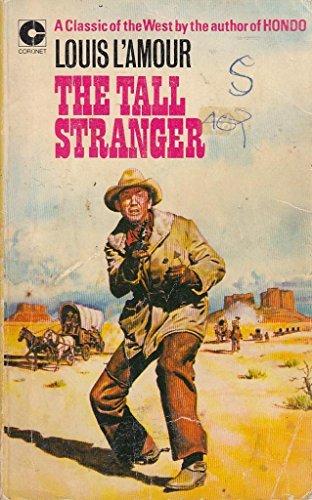 9780340027752: Tall Stranger (Coronet Books)