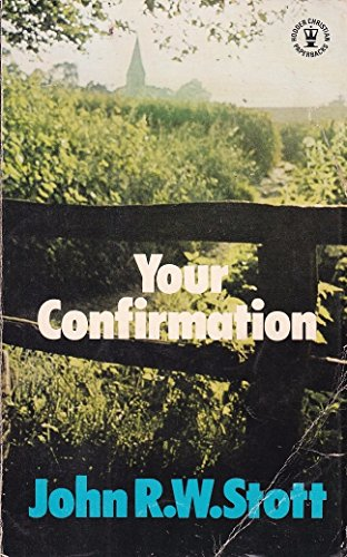 9780340028292: Your Confirmation (Christian Commitment)
