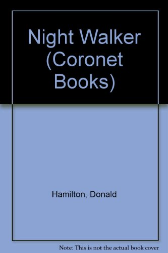Night Walker (Coronet Books) (0340029889) by Donald Hamilton