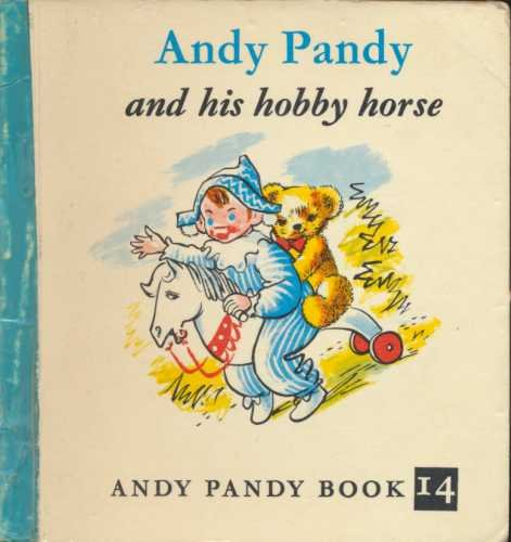 9780340030318: Andy Pandy and His Hobby Horse (Little Books)
