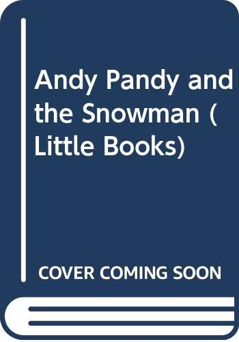 9780340030554: Andy Pandy and the Snowman (Little Books)