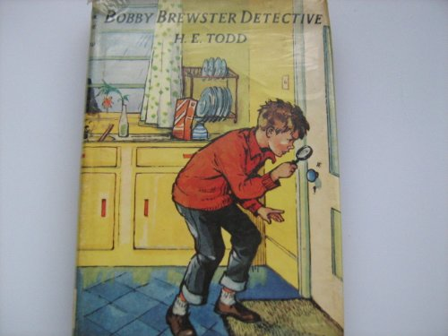 Bobby Brewster, Detective (0340031921) by H.E. Todd