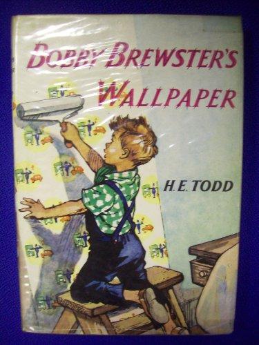 9780340031957: Bobby Brewster's Wallpaper