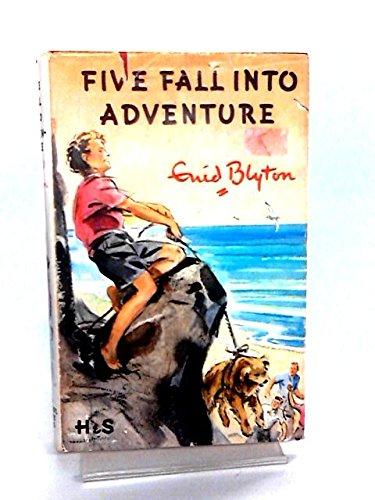 9780340033616: Five Fall into Adventure (Famous Five series,9)