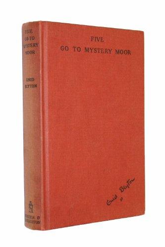 9780340033715: Five go to Mystery Moor