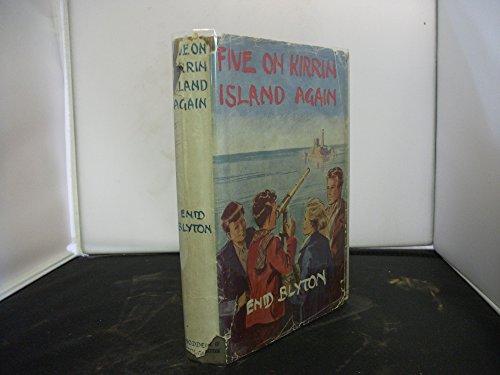 9780340033753: Five on Kirrin Island Again