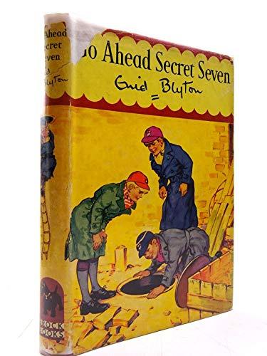 9780340034217: Go ahead Secret Seven