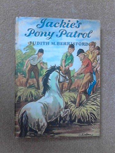 9780340035177: Jackie's Pony Patrol (Jackie, #3)