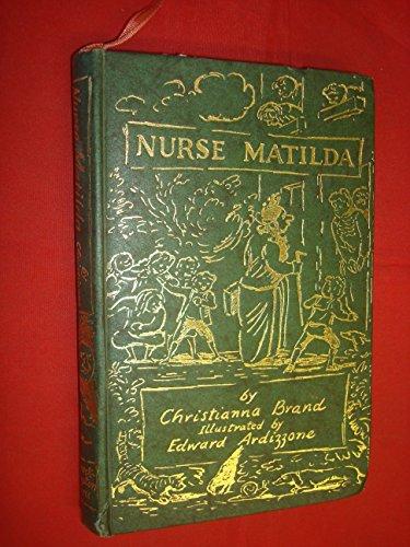 9780340037027: nurse matilda