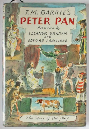 J. M. Barrie's Peter Pan. the Story of the Play.