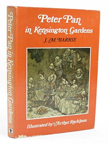 Peter Pan in Kensington Gardens: Barrie, Sir J.