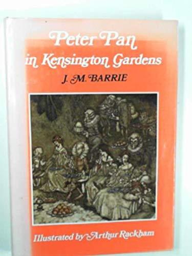 9780340037386: Peter Pan in Kensington Gardens