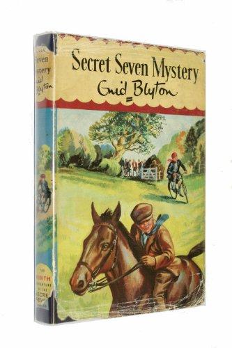 9780340038192: Secret Seven mystery