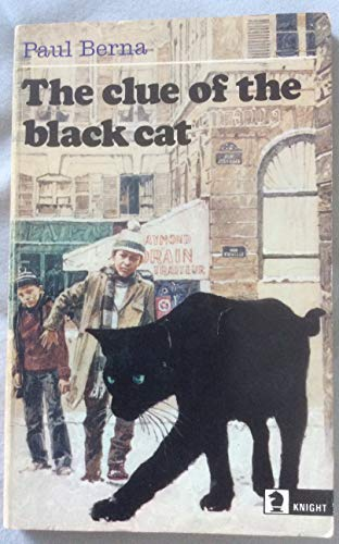 9780340039854: Clue of the Black Cat (Knight Books)