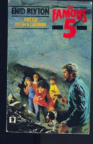 9780340040010: Five Go Off in a Caravan (Knight Books)