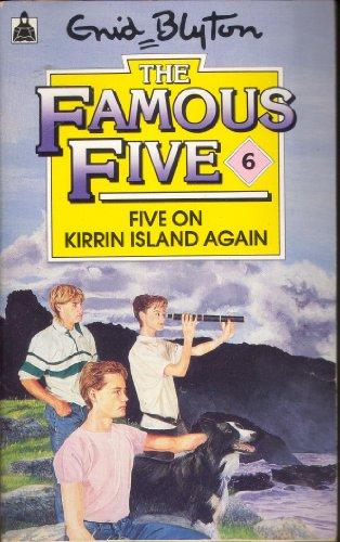 9780340040027: Five on Kirrin Island Again (Knight Books)