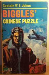 9780340040164: Biggles and the Chinese Puzzle (Knight Books)