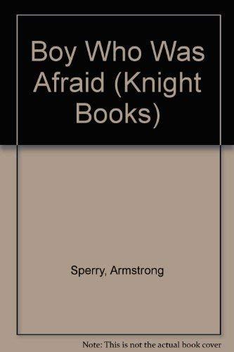 9780340040263: Boy Who Was Afraid (Knight Books)