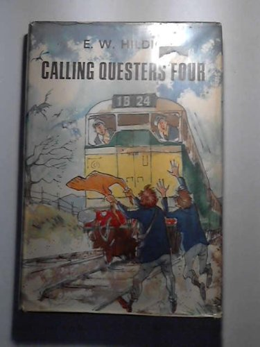 9780340040461: Calling Questers Four