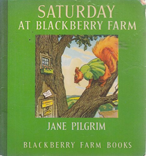 Saturday at Blackberry Farm
