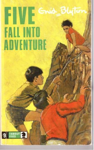 9780340041413: Five Fall into Adventure (Knight Books)