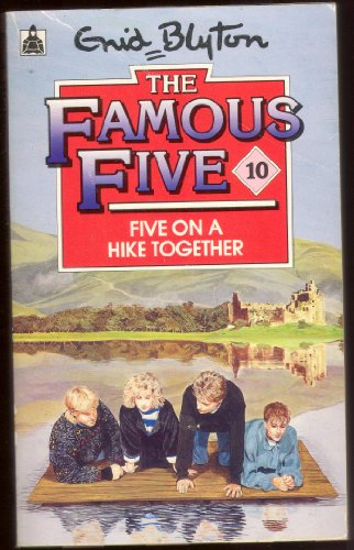 9780340041444: Five on a Hike Together (Knight Books)