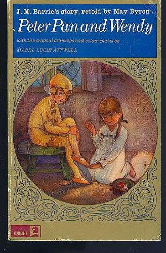 Peter Pan anmd Wendy: J.M. Barrie's story, retold with the original drawings and colour plates.