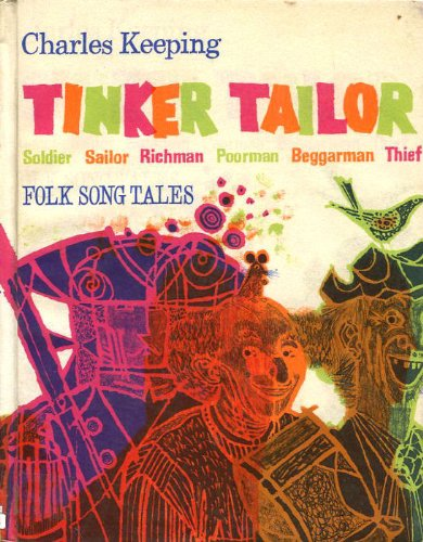 Tinker Tailor (9780340041598) by Charles Keeping