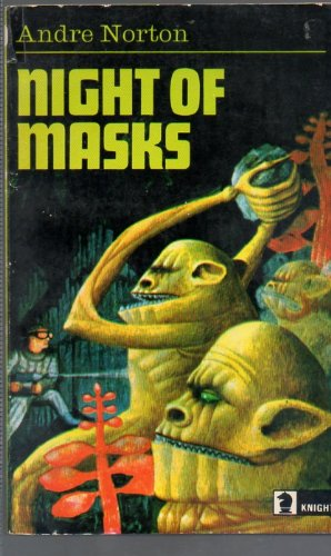 9780340042038: Night Of Masks