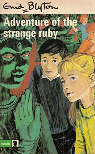 9780340042113: Adventure of the Strange Ruby (Knight Books)