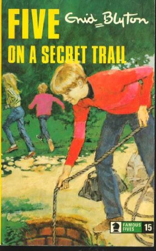 Five on a Secret Trail: Blyton, Grid