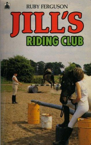 Jill's Riding Club (Knight Books): Ferguson, Ruby
