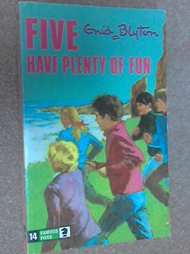 Five Have Plenty of Fun (Knight Books): ENID BLYTON