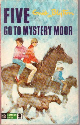 9780340042526: Five Go to Mystery Moor (Knight Books)