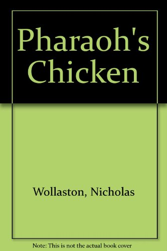 9780340042793: Pharaoh's Chicken