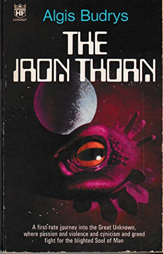 9780340043998: Iron Thorn (Coronet Books)