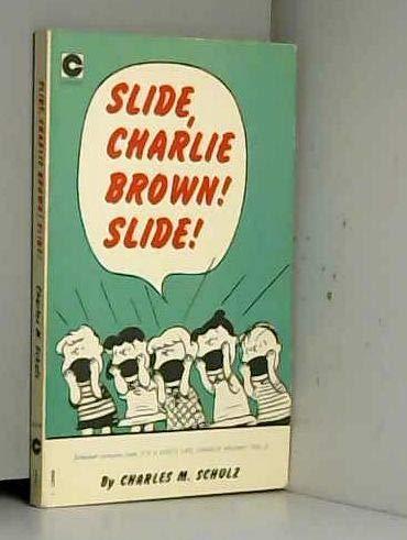 9780340044070: 'SLIDE, CHARLIE BROWN, SLIDE (CORONET BOOKS)'